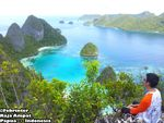 Raja Ampat, Kiblat Wisata Dunia di Papua Barat