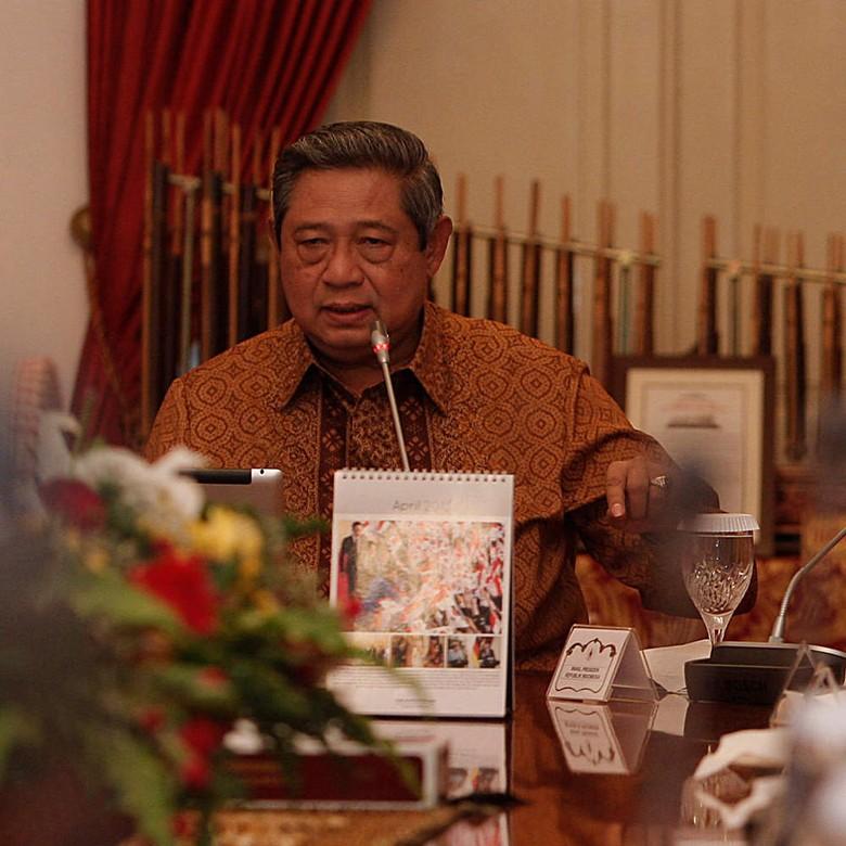Soal Isu Demo 25 Maret, Presiden SBY Yakin Masyarakat Berpikir Jernih