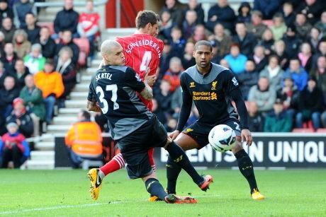 Liverpool Ditaklukkan Southampton 1-3