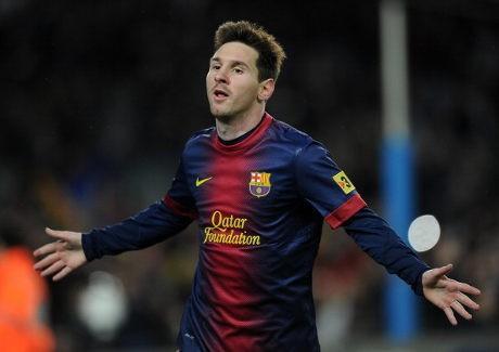 Messi Memang \Alien\