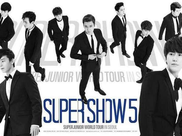 Detik-detik Menjelang Super Show 5 Super Junior