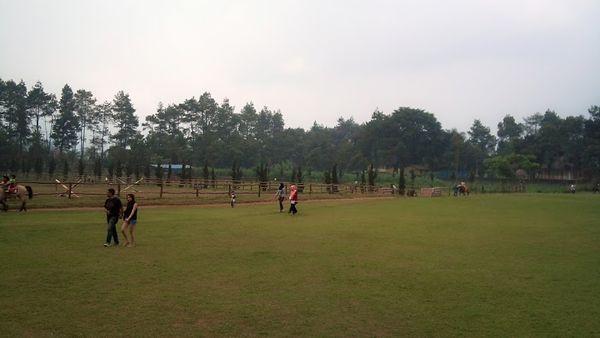 De'Ranch di Lembang, Bandung