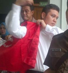 Andika, Sopir Livina Maut di Ampera Jalani Sidang Perdana
