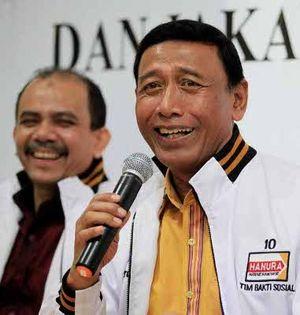 Aceng Ingin Jadi Caleg Hanura, Ini Tanggapan Wiranto