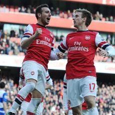 Performa Arsenal Puaskan Wenger