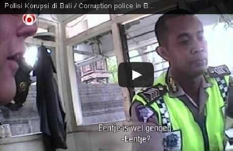 Tilang Bule, Polisi Bali Minta \Damai\