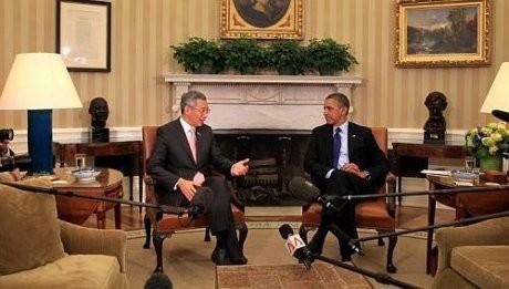 Obama Berterima Kasih Atas Bantuan Militer Singapura