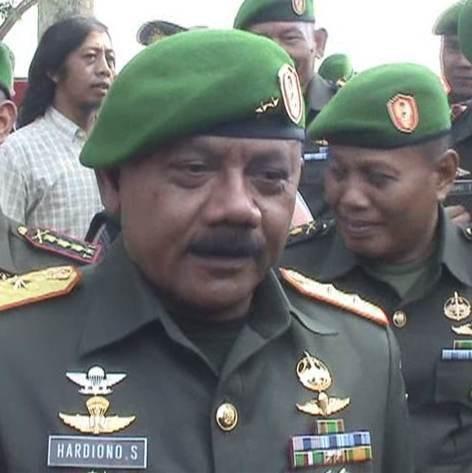 Mayjen TNI Hardiono Saroso Baru 9 Bulan Menjabat Pangdam IV/Diponegoro