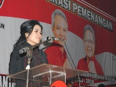 Puti Guntur: Raih Kemenangan PDIP dalam Satu Paket