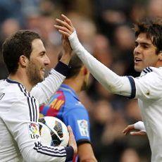 Madrid Hantam Levante 5-1