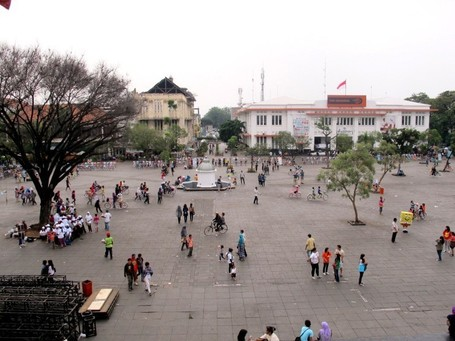 Ini Gambaran Kota Tua Jakarta di Masa Depan