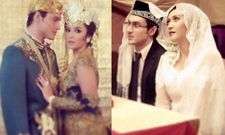 Foto Pernikahan Indra Brugman dengan Perempuan Cantik Beredar, Rekayasa Juga?