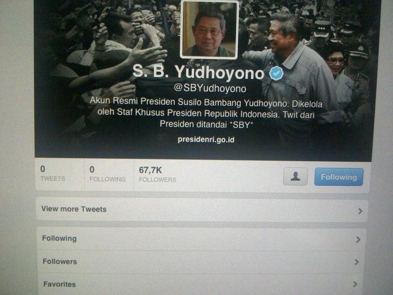 Kapan Akun Twitter @SBYudhoyono Akan Memulai Kicauannya?