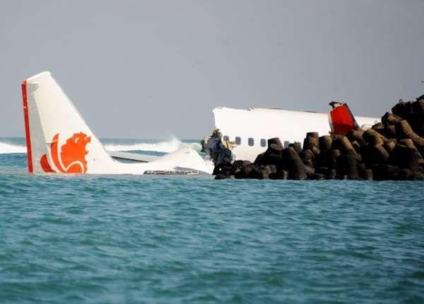Pesawat Lion Air Akan Dipotong-potong dan Dievakuasi Pakai Crane