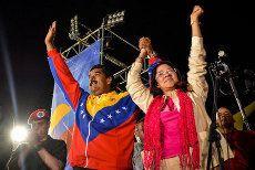 Maduro Menangi Pemilu Venezuela, Putin Ucapkan Selamat