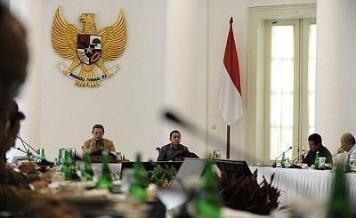 7 Menteri, Kapolri & Gubernur Se-Indonesia Rapat Bahas BBM