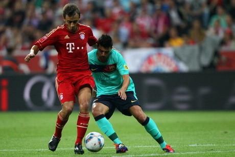 \Lawan Barcelona adalah Laga Paling Sulit untuk Bayern\
