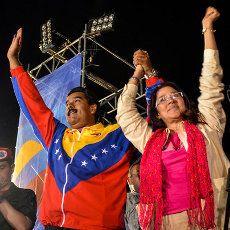 Ribuan Demonstran Tolak Kemenangan Maduro Sebagai Pengganti Chavez