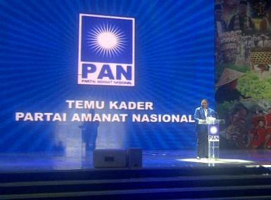 PAN Belum Selesai Urus Daftar Caleg Pemilu 2014