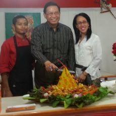 Ada Restoran Indonesia di Mexico City