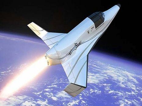 Hadiah dari klm terbang ke angkasa menggunakan pesawat sxc lynx (smh