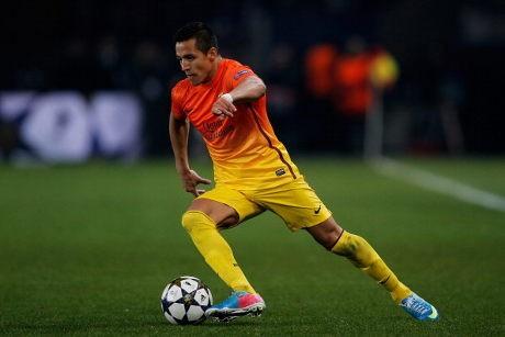 Diminati Inter-Juve, Alexis Setia Barca