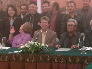 Berebut Organisasi Pengacara, Todung Mulya Lubis Klaim Pimpin Ikadin