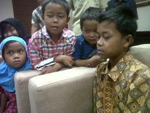 Kunjungi Menteri Agama, Tasripin Main ke Monas dan Ingin Naik Haji