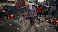 Warga AS Ditangkap di Venezuela Atas Kerusuhan Usai Pemilu