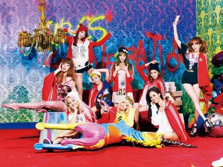Sukses Konser di Jepang, SNSD Siap Gelar Tur Dunia