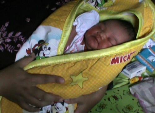Bayi Umur 30 Menit, Ditinggal di Mushala