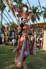 Saingan Jember Fashion Carnaval Ada di Tegal