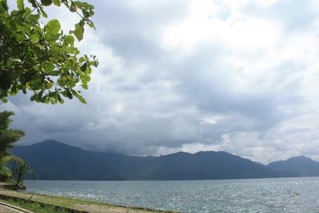 Yang Unik di Aceh, Ini Danau atau Laut?