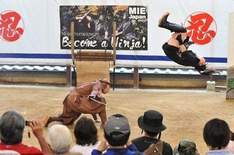 Bertemu Keturunan Terakhir Ninja di Iga, Jepang
