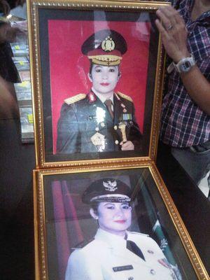 Polisi Lacak Rumah Mewah Nuriyah Hasil Praktik \Dukun\ Uang
