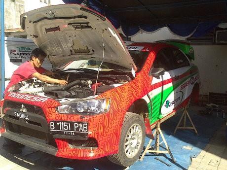 IMI Sulsel Gelar Kejurnas Rally of Celebes