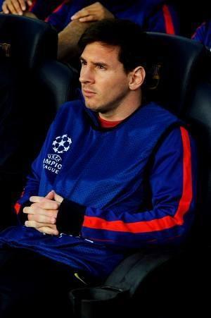 Messi Tidak Cedera, Kenapa Tak Dimainkan?