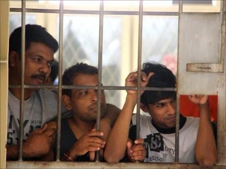 Imigrasi Buru 25 Imigran yang Kabur dari Rudenim Medan