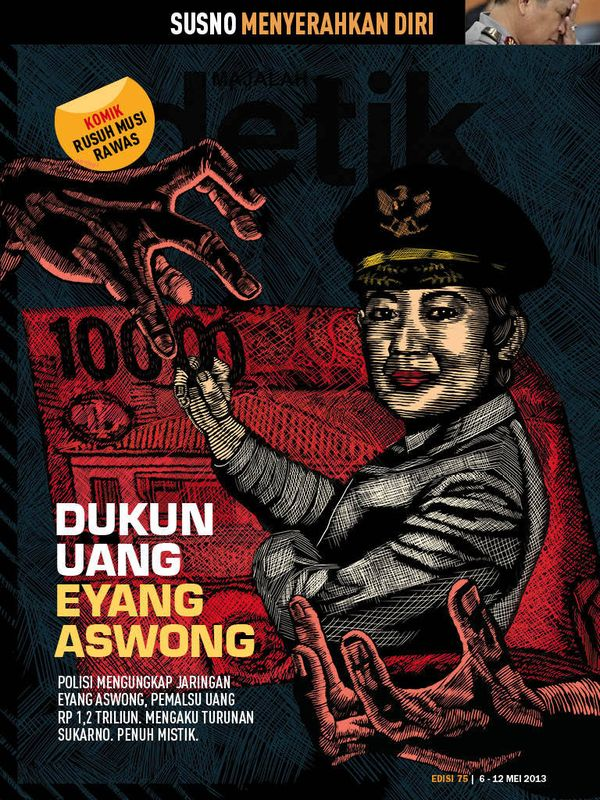 Dukun Uang Eyang Aswong