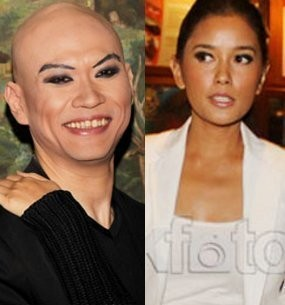 Titi Rajo Bintang Dandan Gothic, Deddy: Foto Box Yuk!