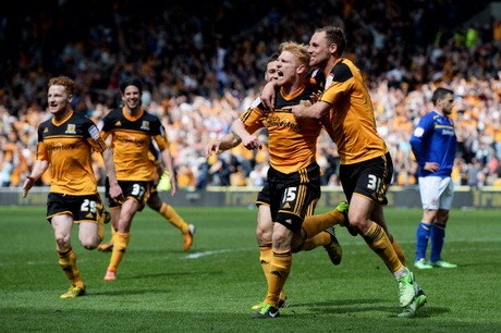 Hull City Promosi ke Premier League