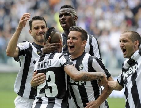 Juventus Pertahankan Scudetto