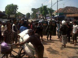Bentrok dengan Warga, Ratusan Suporter PSIS Dievakuasi dari Kantor Polisi