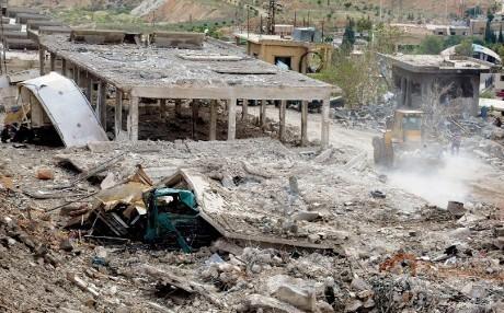 Diserang Israel, Suriah: Ini Deklarasi Perang!