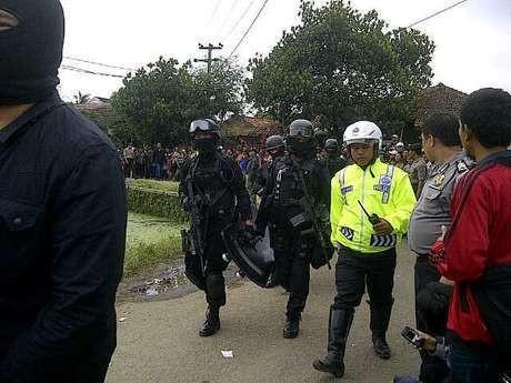 Kapolri: Total 11 Teroris Dilumpuhkan di Bandung & Jateng, 4 Tewas