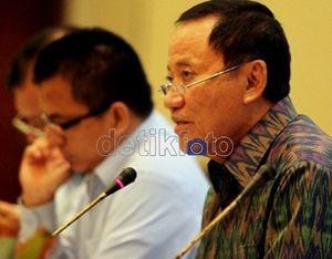 Amir Syamsuddin Tak Tahu Berkas Pencalegannya Tidak Lengkap