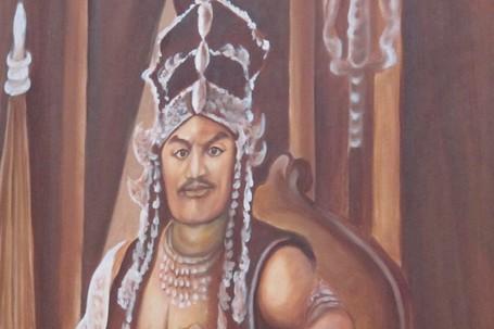 Lukisan Prabu Siliwangi di Cirebon Bisa Melirik?