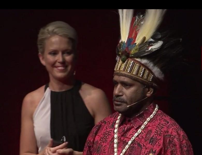Bos Gerakan Separatis Papua Pidato di Australia, RI Harus Protes Keras