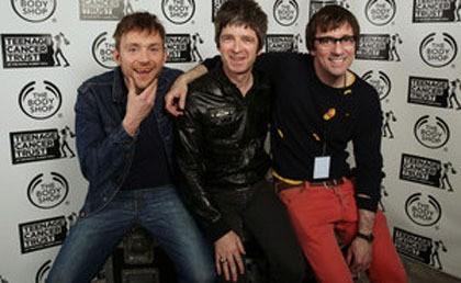 Liam Gallagher: Noel & Damon Albarn Matikan Britpop