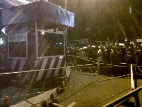 Jenazah Pelempar Bom di Tasik Diautopsi di RS Sartika Asih Bandung